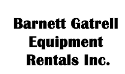 Barnett Gatrell Equipment Rentals Inc